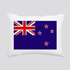 New Zealand Rectangular Canvas Pillow